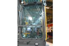 沃尔沃EC250ENL履带挖掘机局部细节全部图片