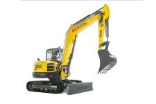 威克諾森8003緊湊型挖掘機