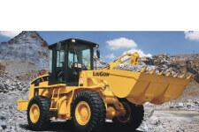 柳工CLG835-3t轮式装载机整机视图24482