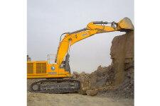 徐工XE900C履带挖掘机施工现场全部图片