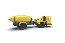 Mixtec UV2混凝土搅拌运输车