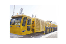 TY900S运梁车(过隧型)