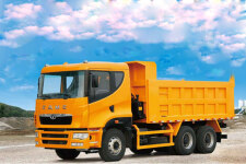 HN3250B34C9M4自卸车