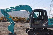 SK75-8履带挖掘机