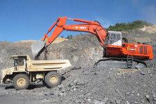 CE1000-7履带挖掘机