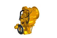 柳工CLG890H轮式装载机局部细节全部图片