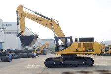 柳工CLG950E履带挖掘机整机视图28090