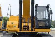 柳工CLG950E履带挖掘机局部细节28092
