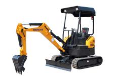 HT21履带挖掘机