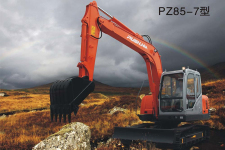 PZ85-7全液压履带挖掘机