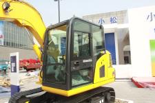 小松PC60-8履带挖掘机局部细节28790