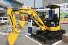 小松PC30MR-3履带挖掘机整机视图全部图片