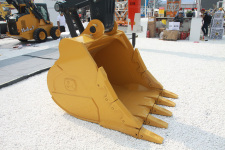 约翰迪尔E260LC履带挖掘机局部细节全部图片