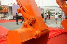 日立ZX70-5G履带挖掘机局部细节29205