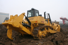 山推SD52-5标准型推土机施工现场29566