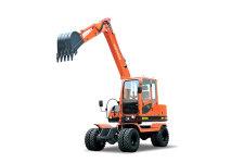 新源XY75W-9轮式挖掘机整机视图30201
