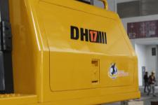 山推DH17全液压推土机局部细节全部图片