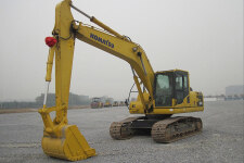PC200-8履带挖掘机