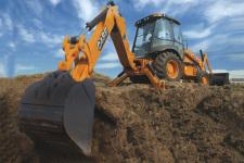 凯斯580N挖掘装载机整机视图32021