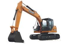 凯斯CX130B履带挖掘机整机视图32125
