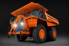 EH3500ACⅡ矿用自卸车