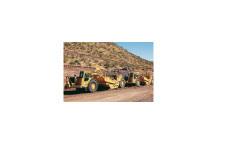 卡特彼勒637E系列2煤炭铲运机整机视图3430