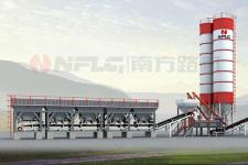 南方路机NWCB700稳定土厂拌设备