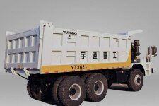 YT3621矿用自卸车