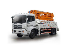中联重科ZLJ5161THB 22H-4Z混凝土泵车