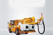CSS-3混凝土喷射机械手