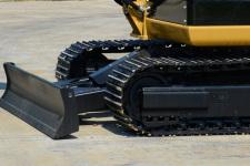 卡特彼勒305.5E2小型挖掘机局部细节35862