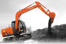 日立ZX70-5A履带挖掘机整机视图37141