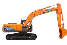 日立ZH200-5A履带挖掘机