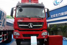 北奔V3M系列重卡 轻量化版 300马力 8X4自卸车(ND1310DD4J3Z00)