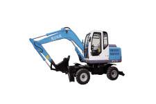 WYL70轮式挖掘机