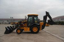 常林630A挖掘装载机整机视图38915