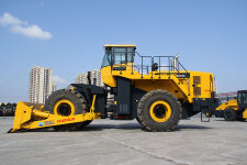 GTL550轮式推土机