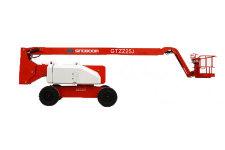GTZZ25J曲臂式高空作业车