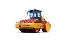 柳工CLG616L垃圾压实机