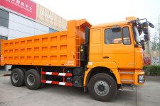 陕汽重卡德龙F3000 336马力 6X4 5.8米自卸车(SX3256DR3841)
