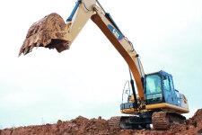 卡特彼勒320D2 GC履带挖掘机整机视图39501