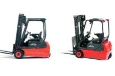 林德E20P 电动叉车1.6-2.0吨