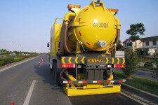 高遠圣工HGY5250TPH排水性路面機能恢復車