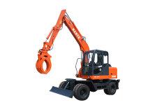NT80W轮式挖掘机