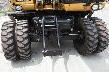 卡特彼勒M315D2轮式挖掘机局部细节40920