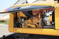 卡特彼勒M315D2轮式挖掘机局部细节40923
