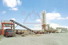SMWB600双搅拌稳定土厂拌设备