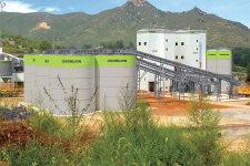 ZGM150平面式机制砂石生产线