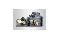 中联重科ZL15130THBE-9014M车载泵局部细节42954