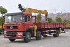 森源重工12吨随车起重机整机视图44147